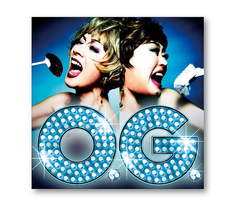 ミュージカル「O.G.」グッズ CD 5曲入りライブ音源